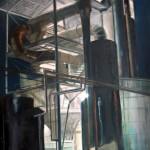 Metaldehyde - olio su tavola cm 60x90 - 2011