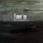 eridan - 2015 - olio su tela - cm 50x50