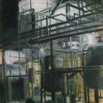 Paraquat - olio su tavola cm 60x90 - 2011